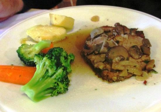 Osteria Ristorante Italiano : Roast Pork Loin