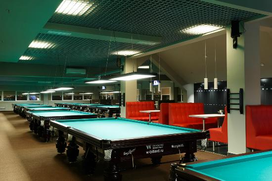 Billiard Club MAXImatic