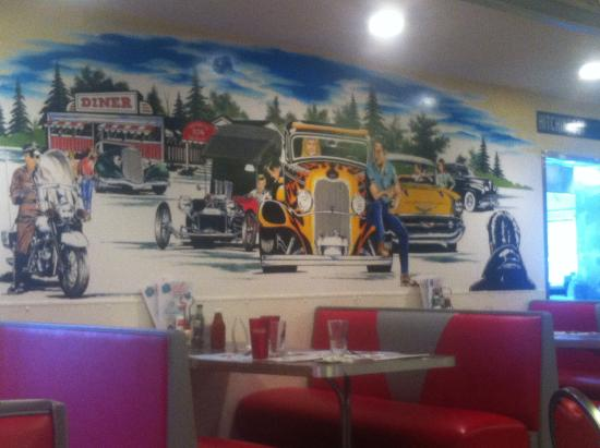 Route 104 Diner 사진