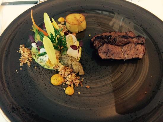 Ter Leepe: Le bœuf et ses légumes.