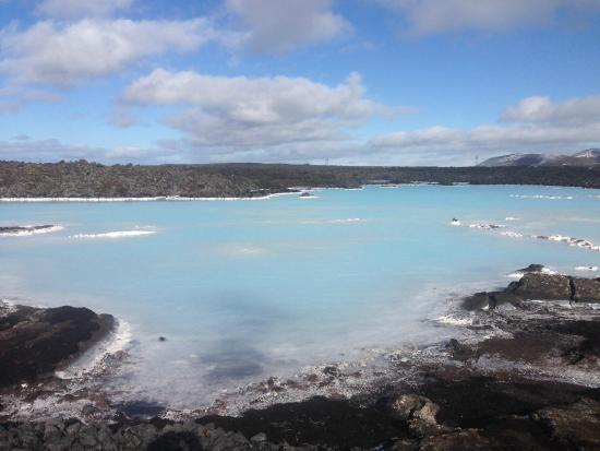 Hotel Keilir: Blue lagoon