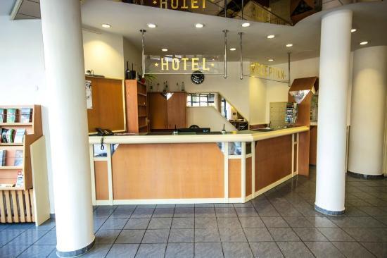 IBB Hotel Passau Sued: Lobby