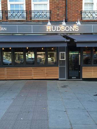 Hudsons Brasserie