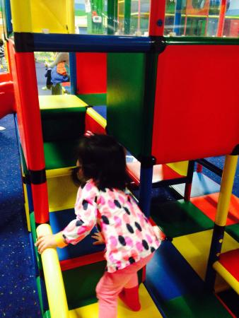 PlayTown Express: Toddler play area