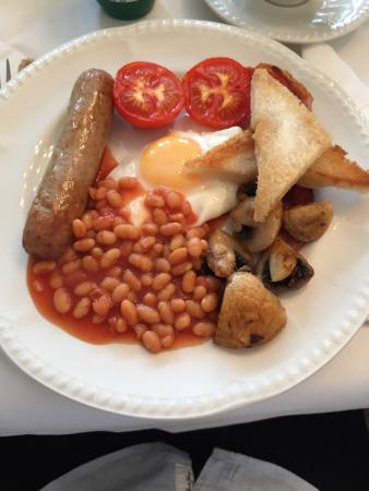 Albany Guest House: English breakfast