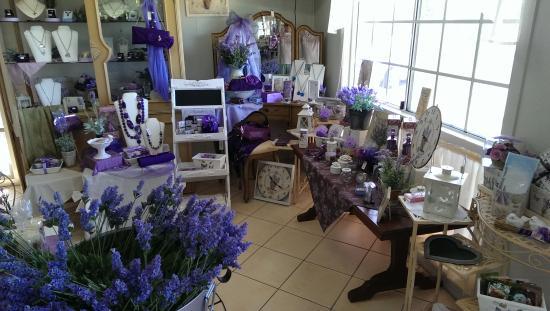 Amandine Lavender