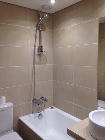 Hotel Charing Cross: Salle de bain