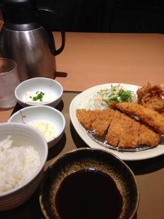 Yayoiken: お腹一杯ご飯が食べれます