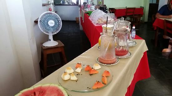 Jequitinhonha, MG: Hotel Bela Vista