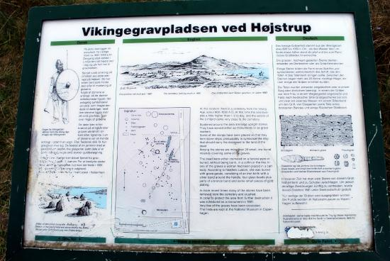 Tommerby Vikingegravplads