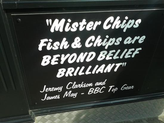 Mr Chips: Got to say I agree with him on this one!