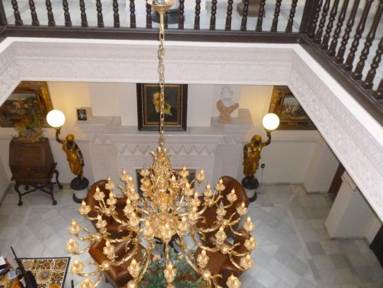 Hotel El Poeta de Ronda: Hotel foyer