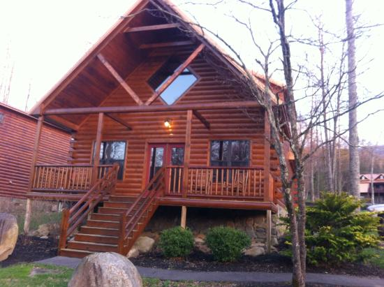 White Oak Lodge & Resort: Our gorgeous cabin
