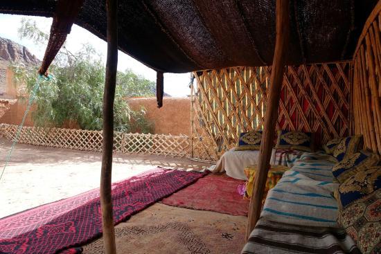 Restaurant Tissili : Berber tent