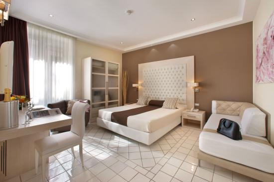 Palazzo Montefusco Sorrento: junior suite