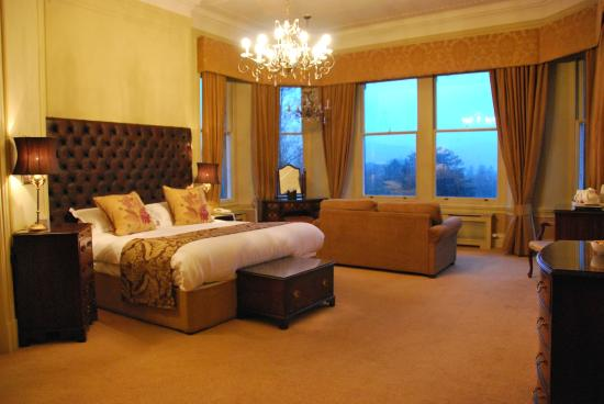 Merewood Country House Hotel: Our room