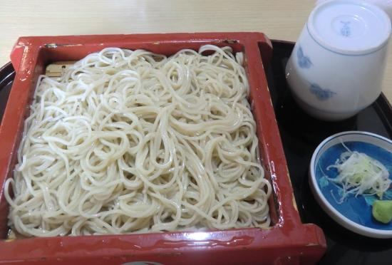 Sobadokoro Izu Koben Sarashina
