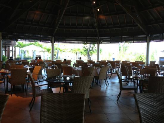 Hotel Le Recif: Au restaurant