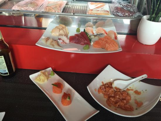 Palace Sushi Zen: Grate test