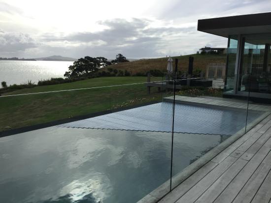 Hei Matau Lodge: Pool