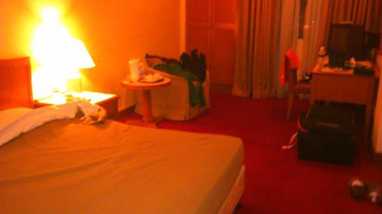 Grand Pacific Hotel Kuala Lumpur: room