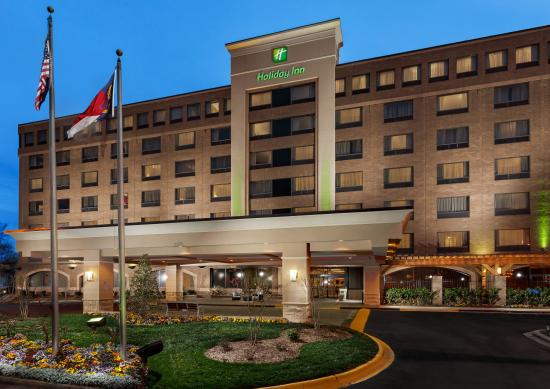 Holiday Inn Charlotte University Place Updated 2017 Prices Hotel Reviews Nc Tripadvisor