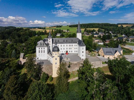 Schloss Purschenstein Hotel
