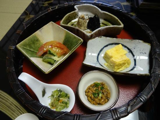 Kinugawa Onsen Sanraku: 夕食。