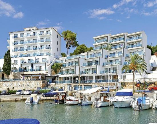 Aparthotel porto drach porto cristo majorca hotel for Appart hotel porto