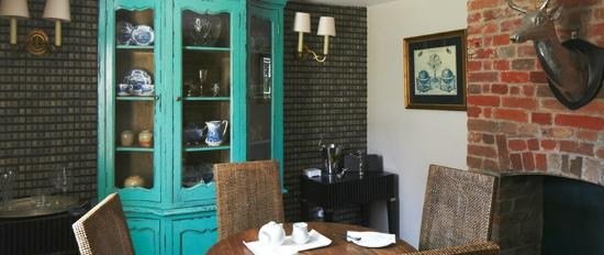 Chichester Harbour Hotel: Private cottage dining area