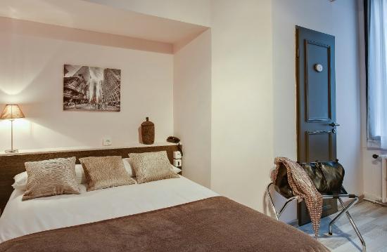 Logis La Villa du Lac Hotel: Chmabre Quadruple