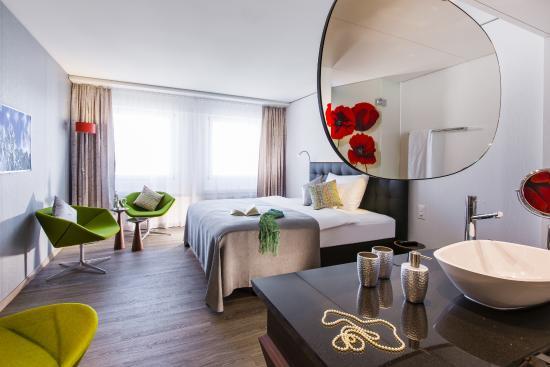 호텔 아르테 콘그레스젠트룸