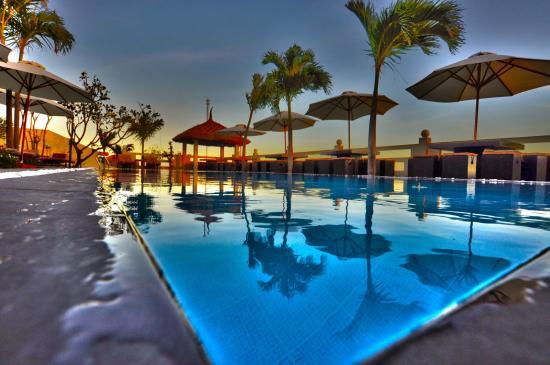 Mui Ne Hills Bliss Hotel Swimming Pool