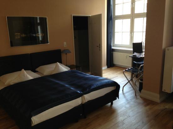 Hotel Wagner im Dammtorpalais: 部屋