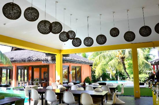 casa ibiza resort u events place design of the dining area is nice