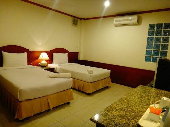 Neptune's Villa: Standard Hotel Room No Balcony