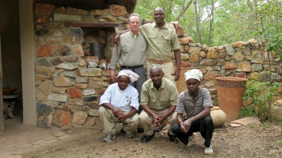 Miombo Safari Camp: Thank you Miombo Staff