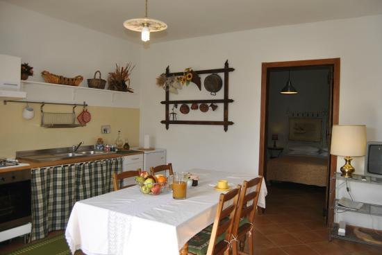 Casa Vacanze Milleglicini: cucina