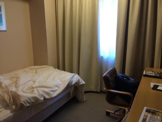 Hotel Grand Hill Ichigaya: 部屋の中です。