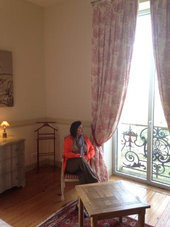 Chateau Grattequina: Inside room #1