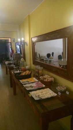 Hotel Fabris: Café da Manhã
