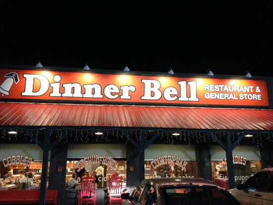 Dinner Bell, Sweetwater Tennessee