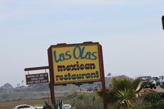 Las Olas Mexican Restaurant: Yummy food!