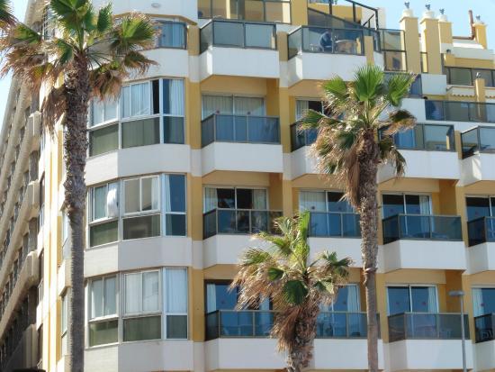 Apartamentos Colon Playa: Hotelansicht