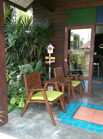 Baan Pai Nai Wieng : Lobby area
