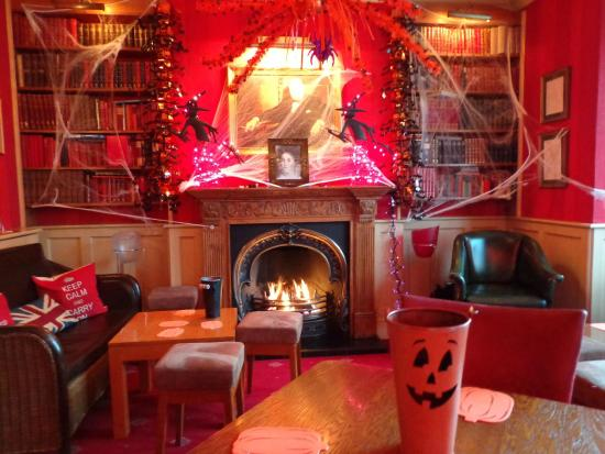 Halloween decorations picture of churchills sports and