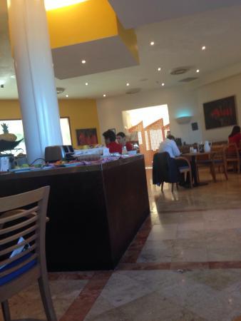 Fiesta Inn Mexicali: Restaurante