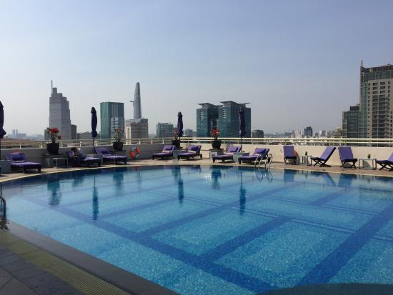 Club lounge picture of sofitel saigon plaza ho chi minh Ho chi minh city hotels with swimming pool