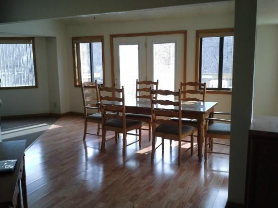 Holiday Shores Resort : Dining area