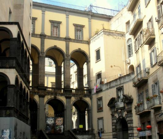 Complesso Monumentale di S. Maria La Nova